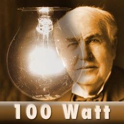Real Bulb Flashlight - last 100 Watt lamp
