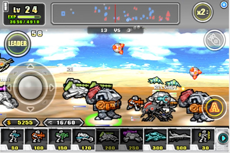Destroy9 Free screenshot-3