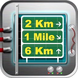 "Distance Tracker HD ""Lite Edition"""
