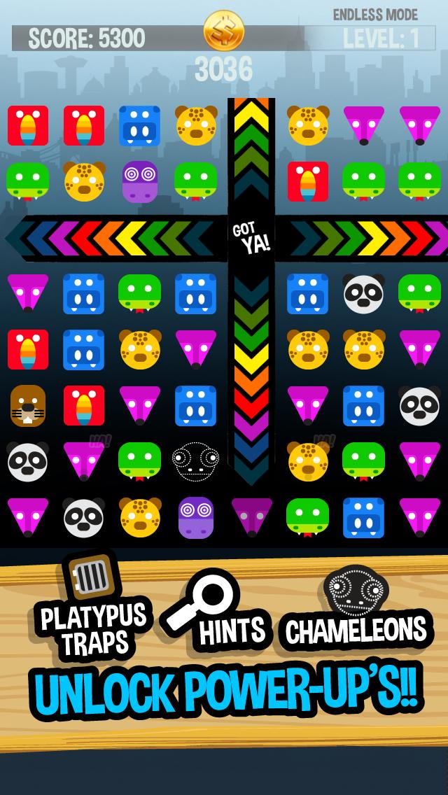 Viva Stampede - Match Three Puzzle Game screenshot four