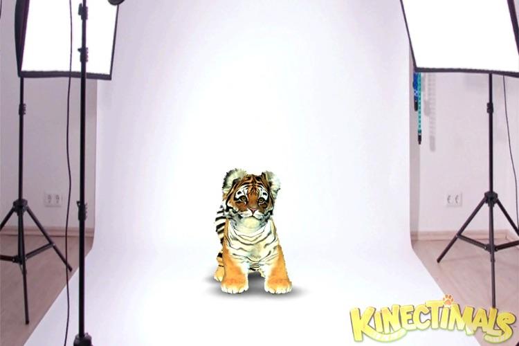Kinectimals screenshot-4