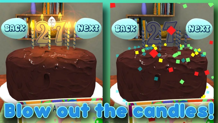 Cake Day - Celebrate Birthdays and Special Occasions screenshot-3