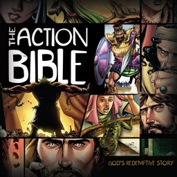 The Action Bible (by David C Cook and Sergio Cariello)