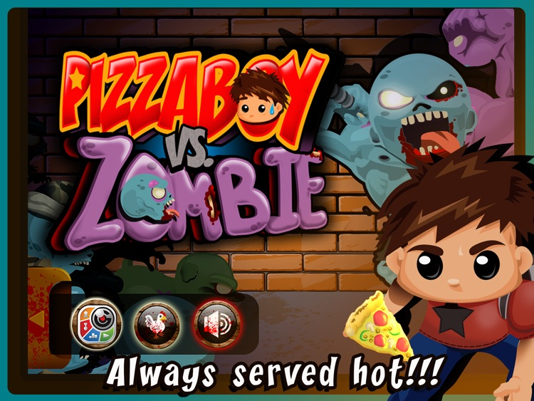 Pizzaboy Vs Zombie HD