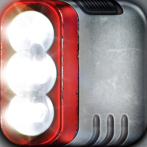 Retro Flashlight icon