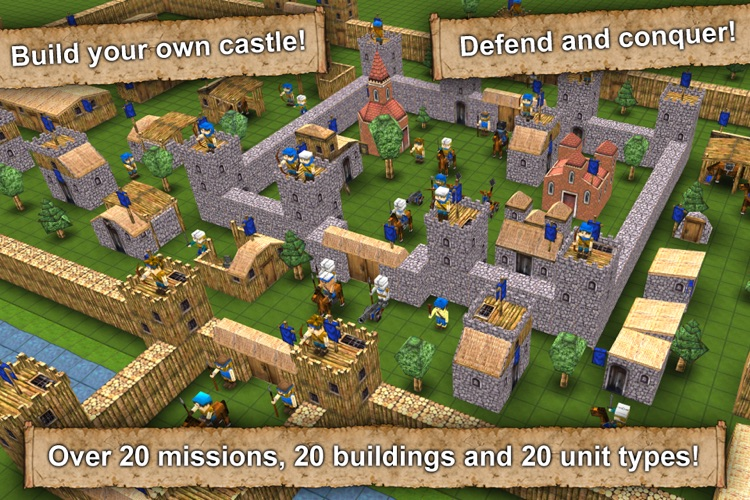 Battles And Castles FREE