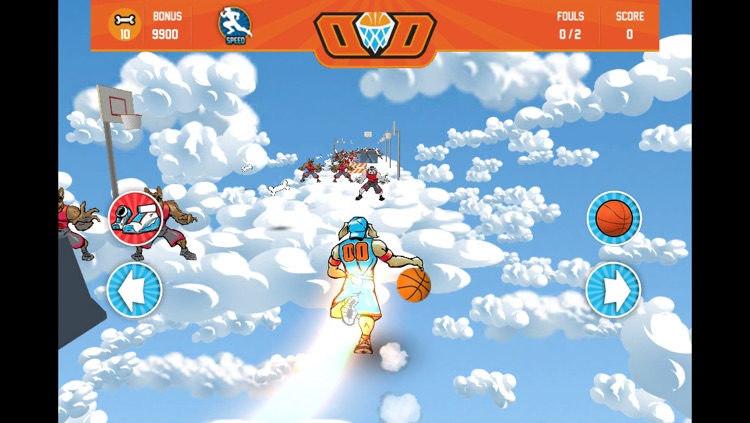 DunkDog Dreams by Left Brain Games, Inc