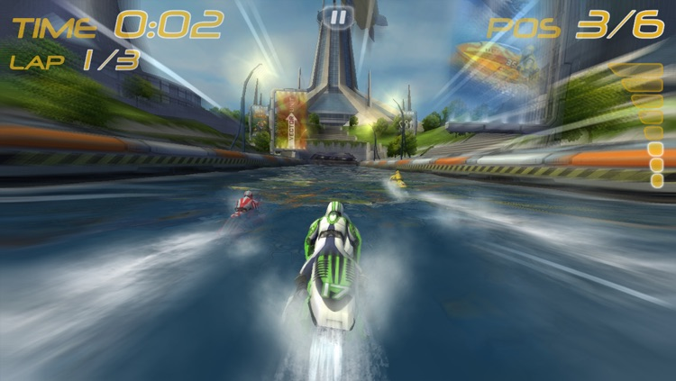 Riptide GP screenshot-1