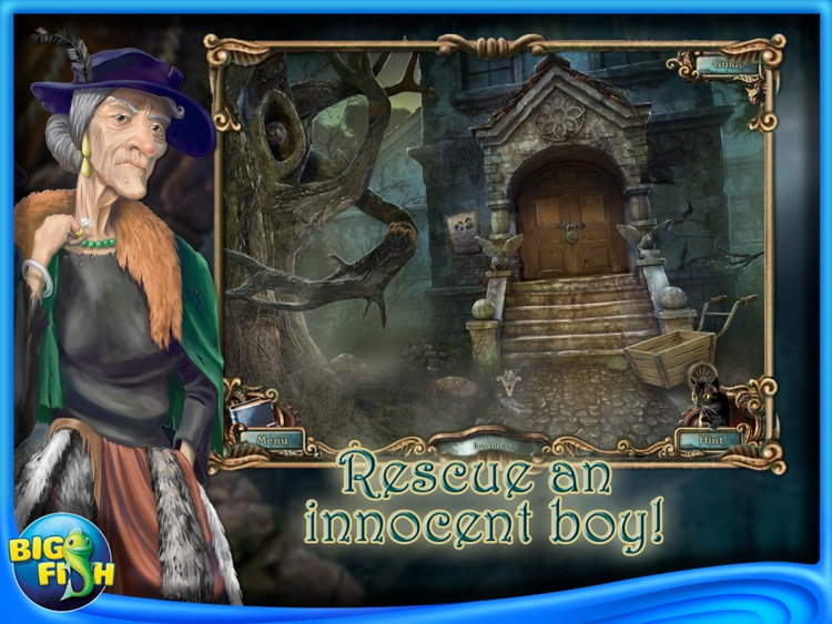 Ghost Towns: The Cats Of Ulthar Collector's Edition HD screenshot-4