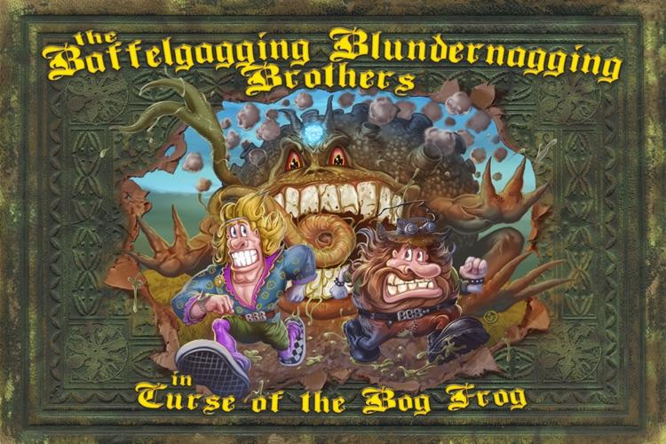 Blundernagging Brothers