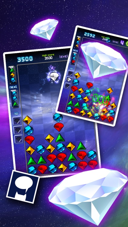 Hexa Gems Free screenshot-2