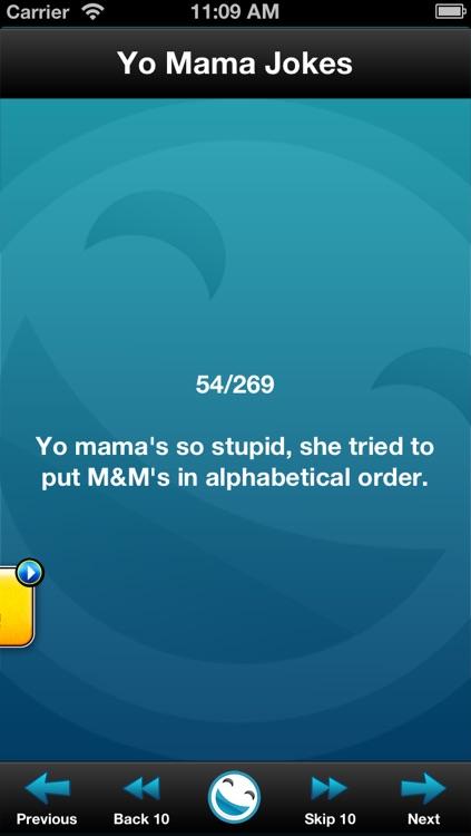 Yo Mama Jokes (FREE)