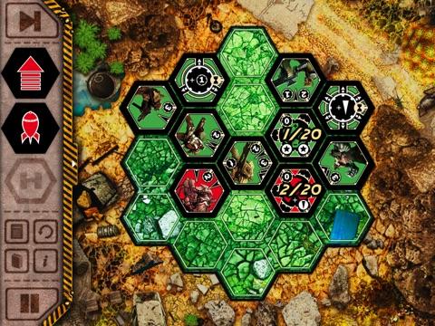 Neuroshima Hex Puzzle на iPad