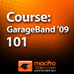 Course For GarageBand '09 101 Tutorials