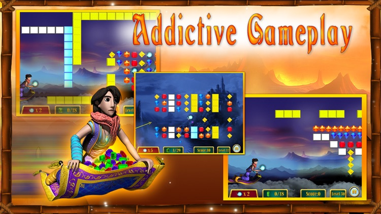 Aladdin's Quest for Diamonds for iPhone