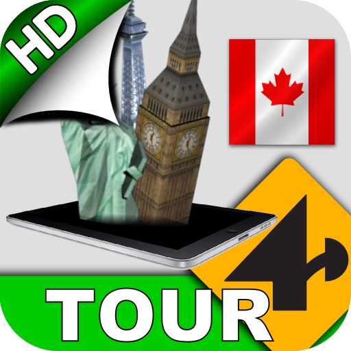 Tour4D British Columbia HD icon