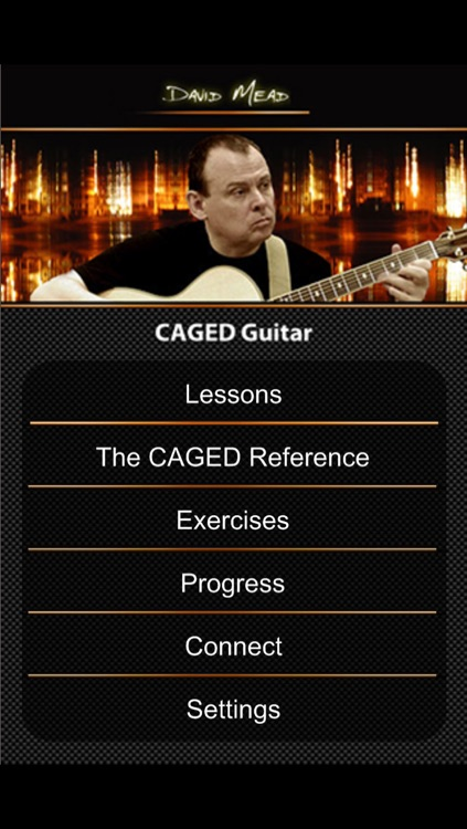 David Mead : CAGED