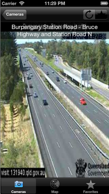 Traffic Brisbane screenshot-2