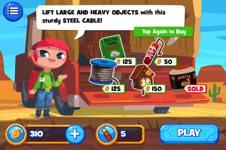 Gold Miner Go! screenshot-4