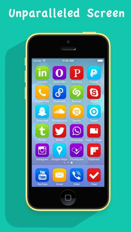 Customize My Screen Pro