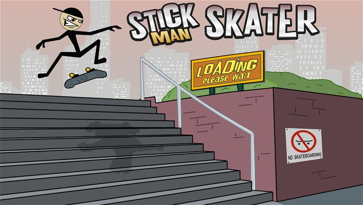 Stickman Skater screenshot-0