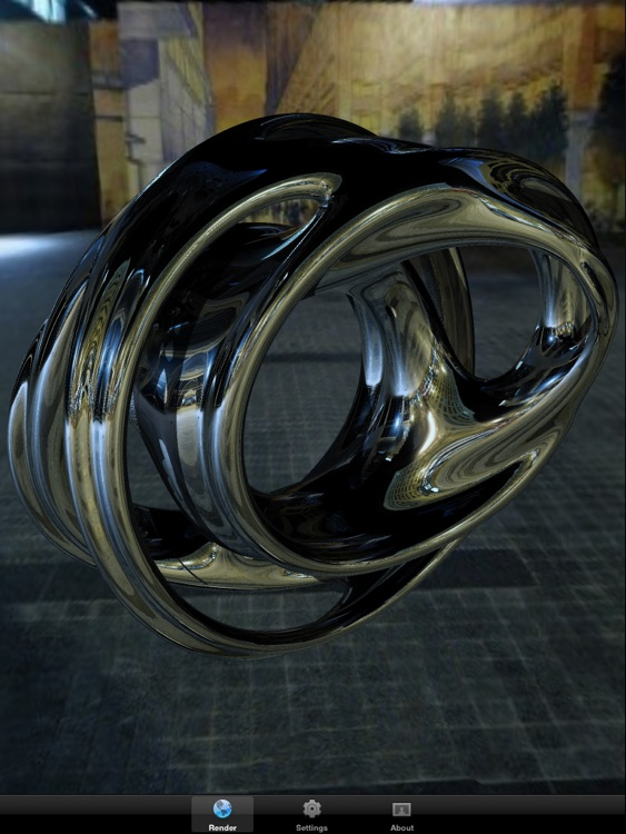 Quaternion Julia Raytracer HD screenshot-3