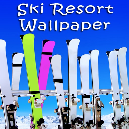 Ski Resort Wallpaper