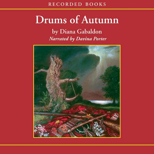 Drums of Autumn (Audiobook)