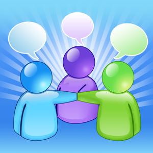 Live Messenger Pro app