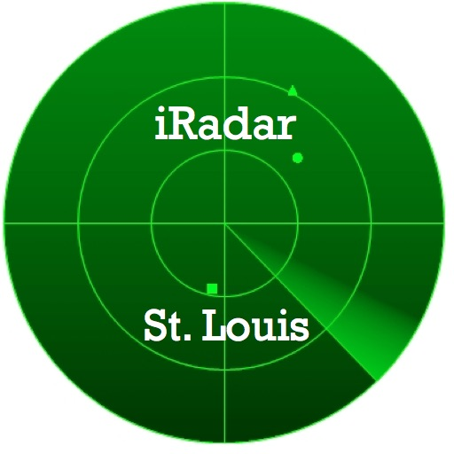 iRadar St Louis icon