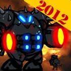2012 Zombies vs Aliens Warfare icon