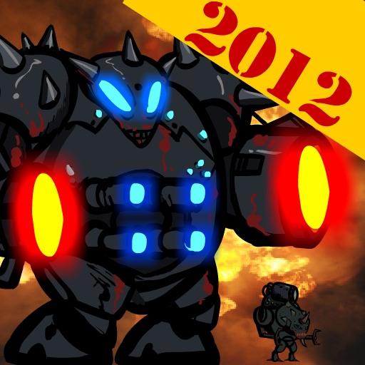 2012 Zombies vs Aliens Warfare