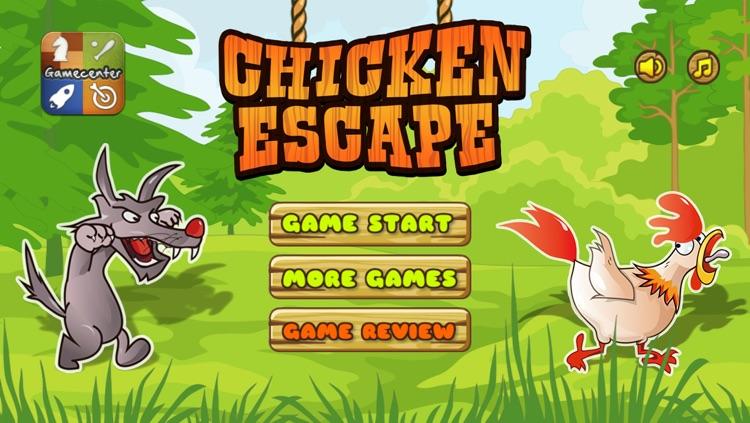 Funny Chicken Escape HD