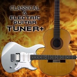 Classical & Electric Guitar Tuner