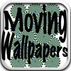 Moving Wallpapers for iPhone - The one of a kind app where your wallpapers appear to move!