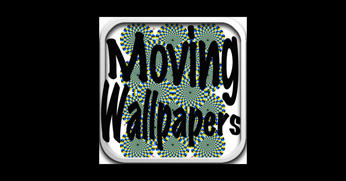Moving Wallpapers for iPhone The one of a kind app where