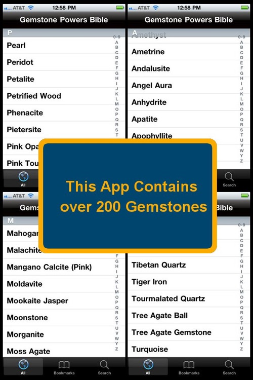 Gemstone Powers Bible screenshot-3