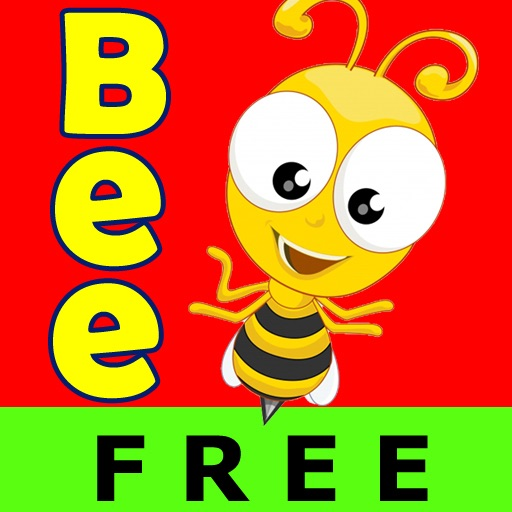 A Bee See Sight Words Free Lite - Talking & Spelling Flash
