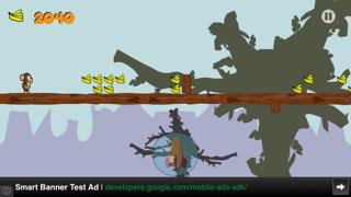 Monkey Kong Run screenshot three
