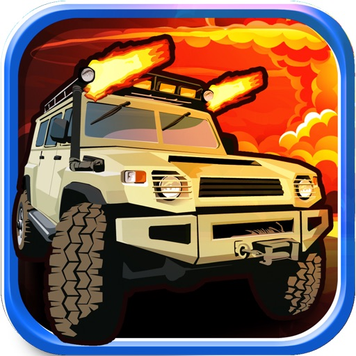 A Beach Patrol Dune Buggy Shooter Game Pro
