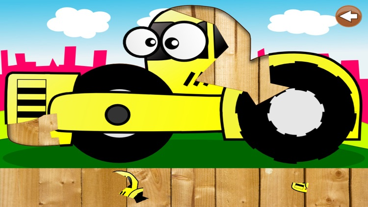 Construction Puzzle for Kids screenshot-3