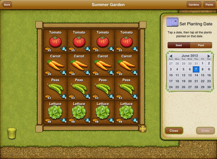 Greenthumb Garden Planner screenshot-1