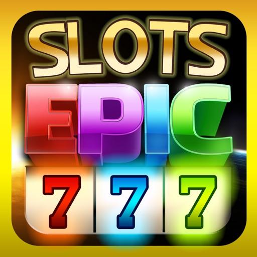 Slots - Epic Challenge