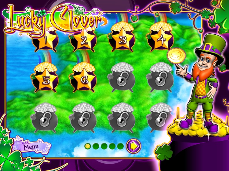 Lucky Clover: Pot O' Gold HD