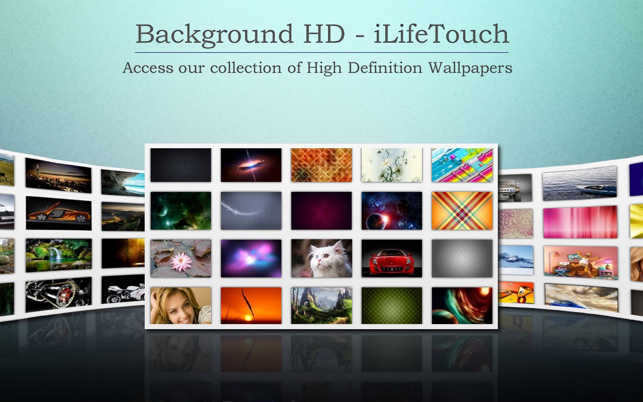 ‎Backgrounds HD on the Mac App Store