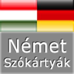 Német szókártyák
