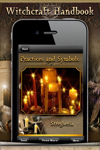 Witchcraft Handbook screenshot-1