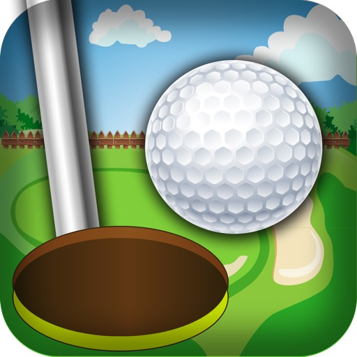 Golf Ball Smash Swing Challenge - Fast Hitting Course Derby Game Pro