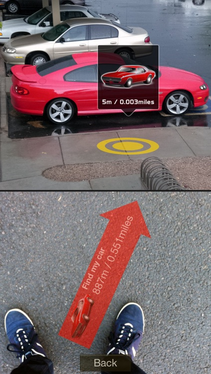 Find My Car GPS screenshot-4