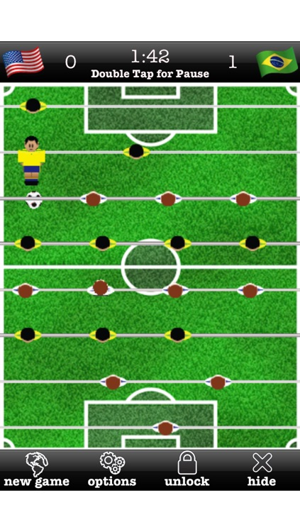Foosball World Tour Free screenshot-0